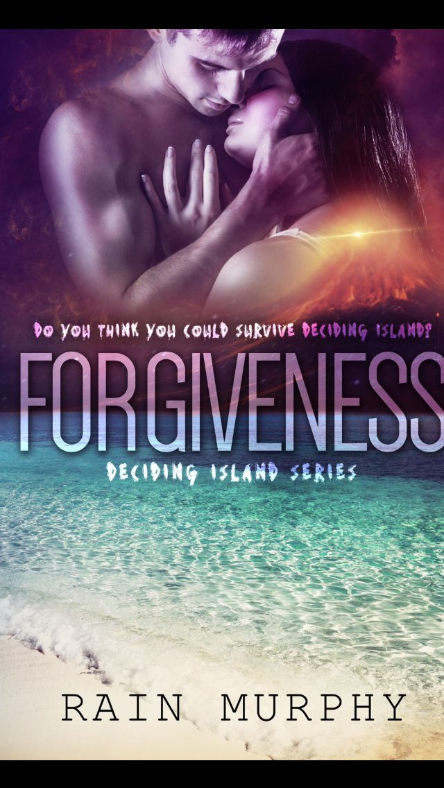 Forgiveness book cover front only