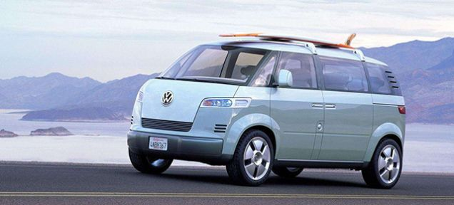Volkswagen Reportedly Working On A New All Electric Camper Van Concept