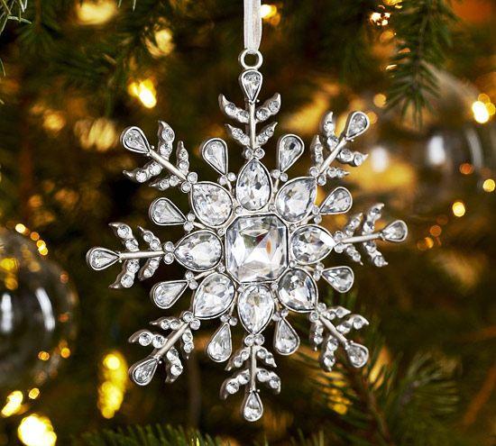 Pretty Christmas Tree Ornaments