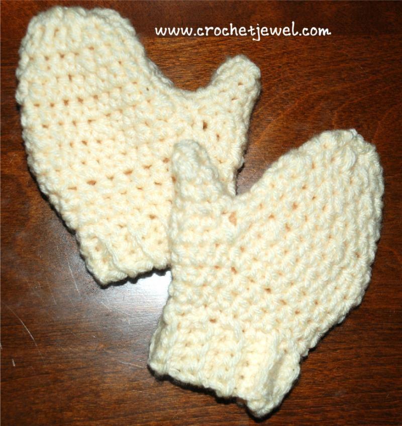 Toddler Mittens « The Yarn Box | Crochet | Pinterest