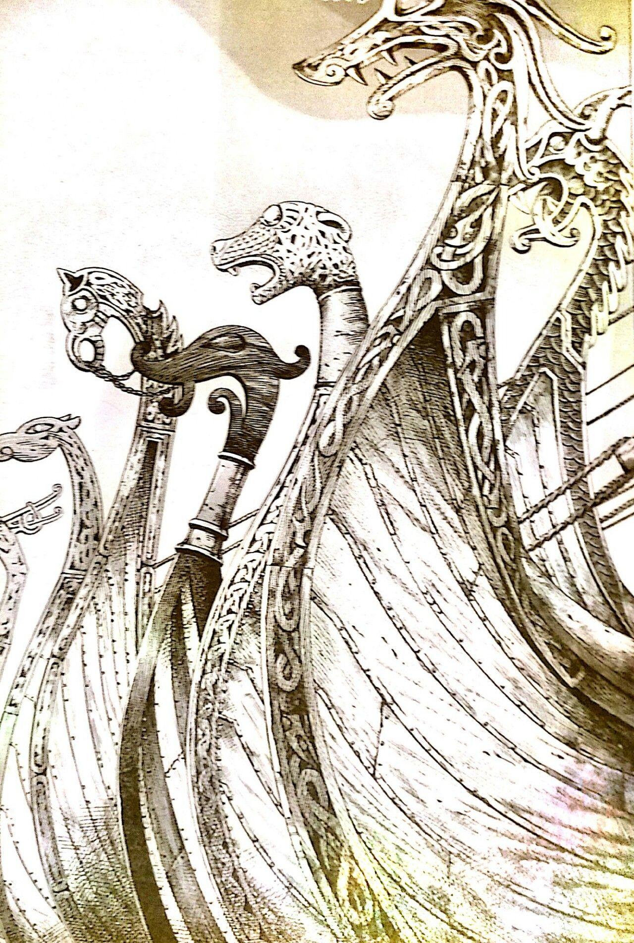 These Are No Merchants Viking Art Viking Culture Vikings