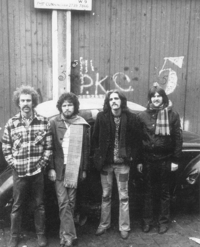 who was in the original eagles band