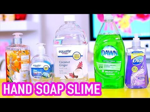 How To Make Fluffy Slime Without Baking Soda Borax Liquid Starch