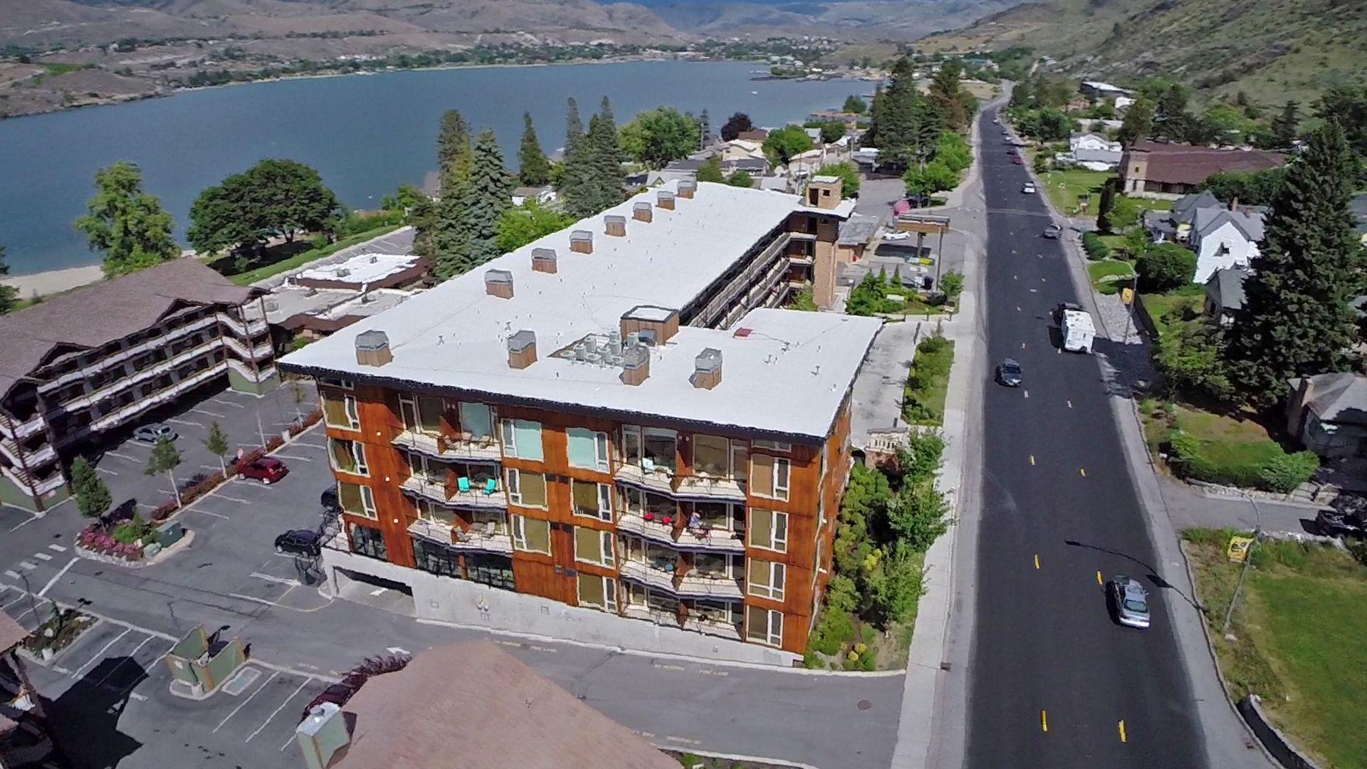 Chelan resort suites condo 110 sage vacation rentals