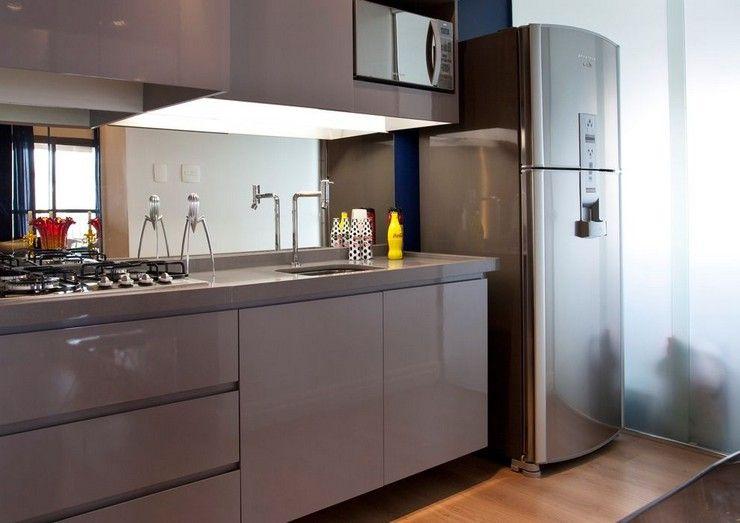 Grandes Ideas para Decorar Cocinas Pequeñas | Mi Casa | Pinterest ...