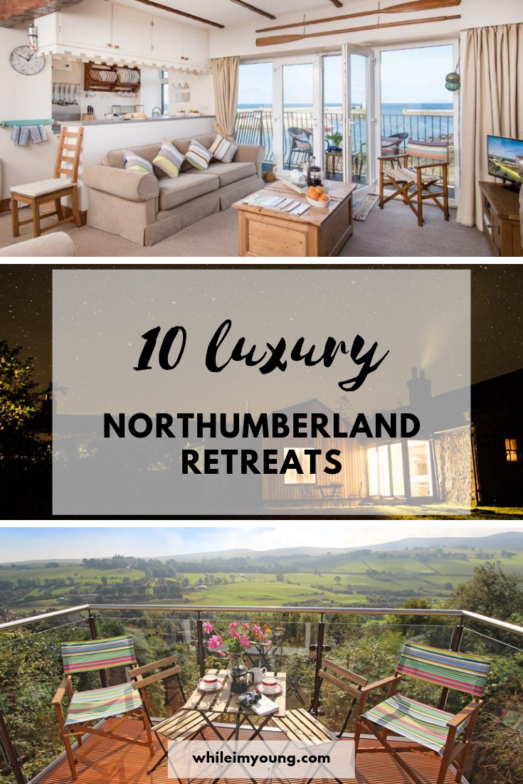 10 Unique Places To Stay In Northumberland While I M Young England Travel Luxury Pools Indoor Uk Travel