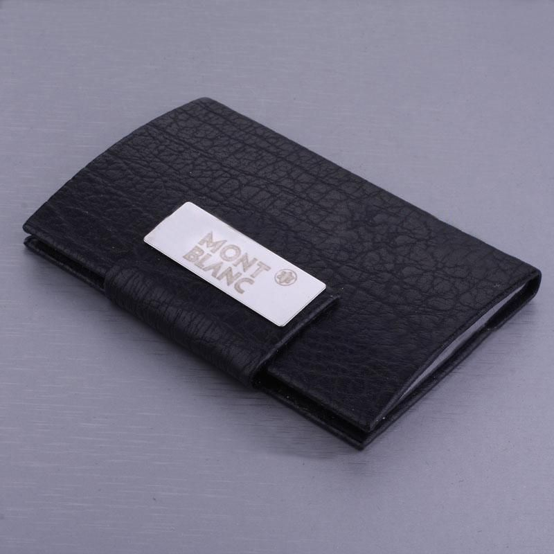 Mont Blanc Business Card Holder 003 [Mont Blanc 1155] - £38.59 ...