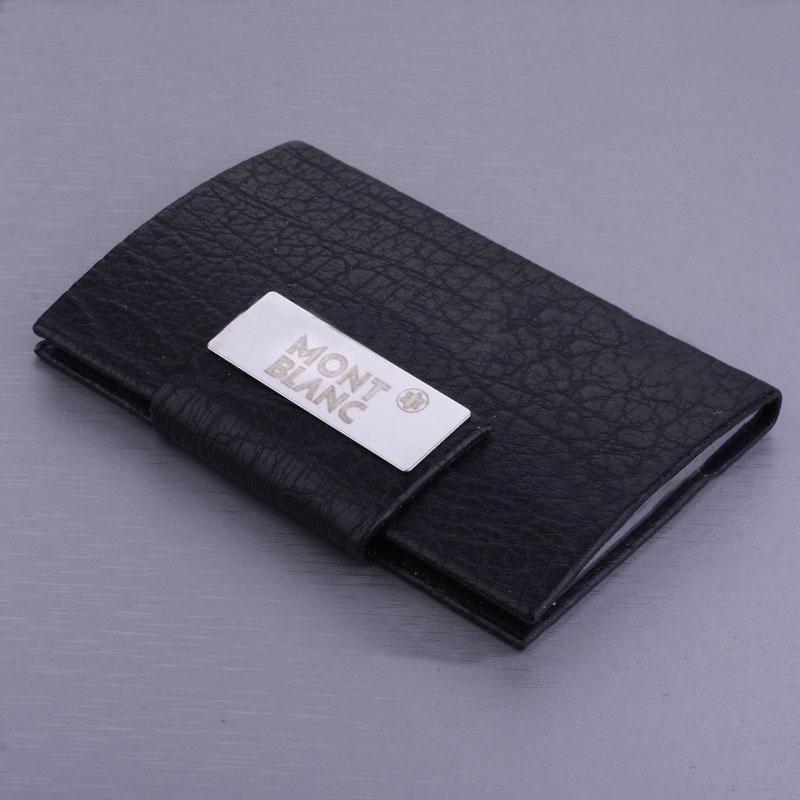 Mont Blanc Business Card Holder 003 [Mont Blanc 1155] - £38.59 ...