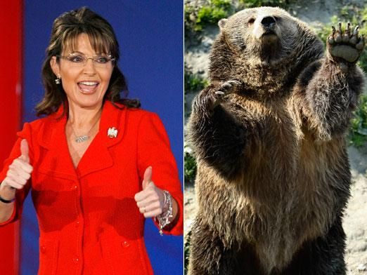 Image result for sarah palin momma bear