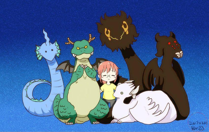 kobayashi-san chi no maid dragon | °~A N I M E~° | Kobayashi san chi