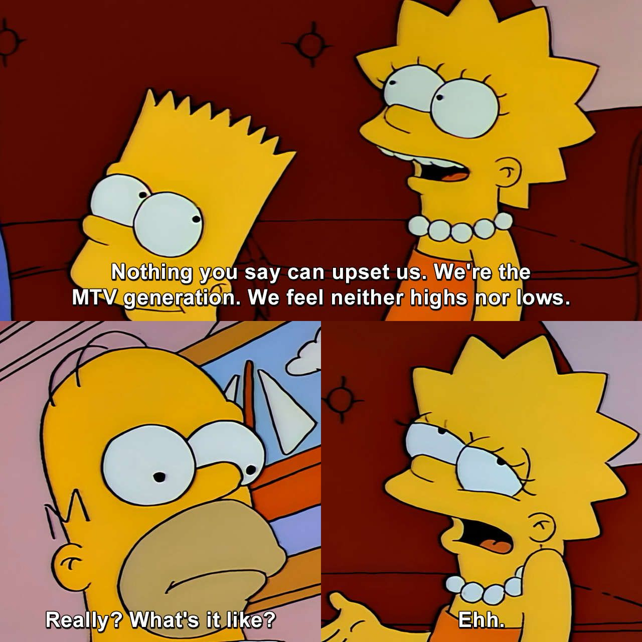 Funny The Simpsons Quotes at tvgag.com | Simpsons meme ...