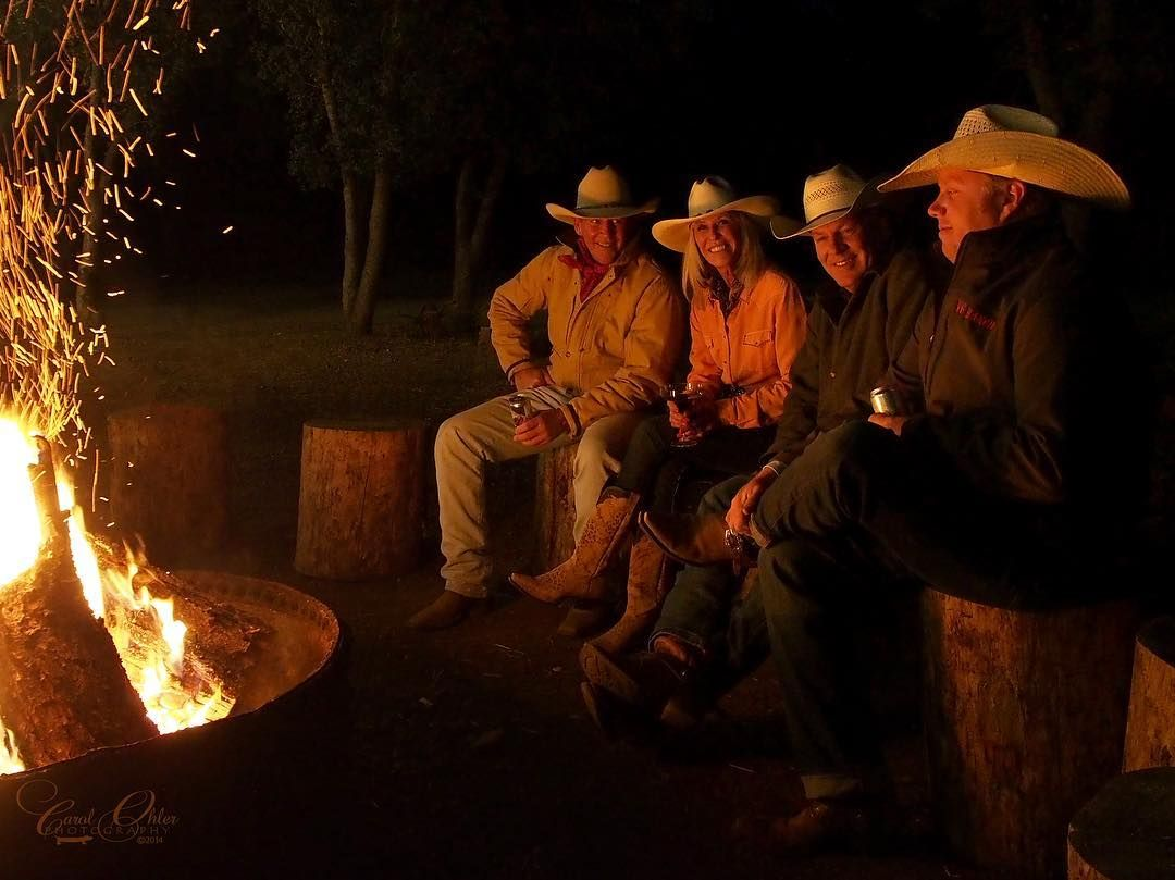 V6 Ranch Spring Cowboy Academy kicking off this weekend! Can