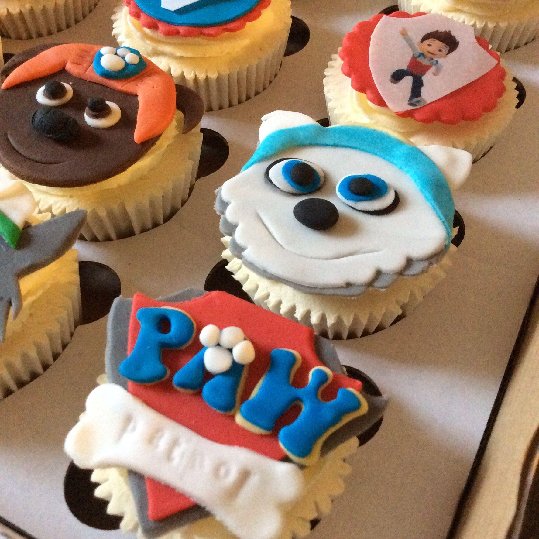 img2857jpg 17741774 carol Pinterest Paw patrol cupcakes