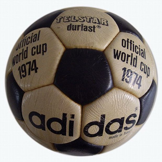 Fifa World Cup Footballs Through History Soccer Ball Soccer World Cup