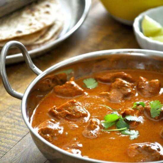 Chicken Curry rules and that is exactly what this dish does. Mixture of whole garam masala with coconut makes this an irresistible curry!