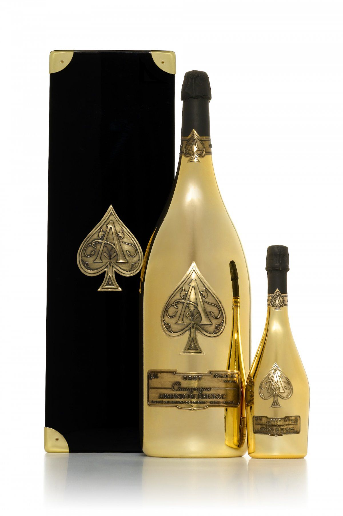 The 10 most expensive Champagne bottles on the planet
