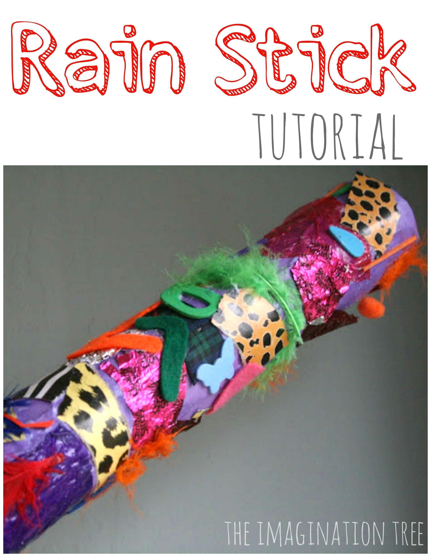 Rain Stick Craft Pinterest