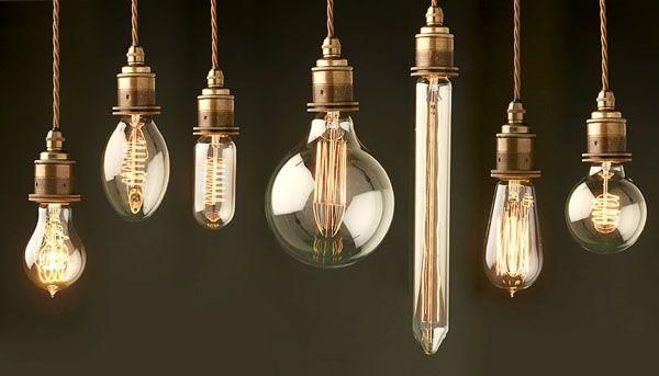 Bombillas Decorativas Para Lamparas Iluminacion Con Personalidad Bombillas Colgantes Bombillas Bombillas Vintage