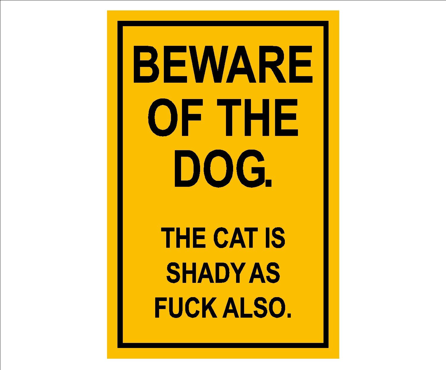 beware of the dog analysis
