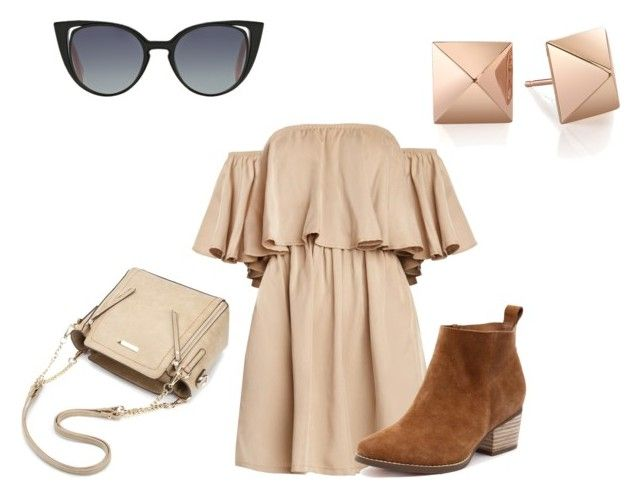 """""""The cutest"""" by air-bear-disigns on Polyvore featuring Fendi"""