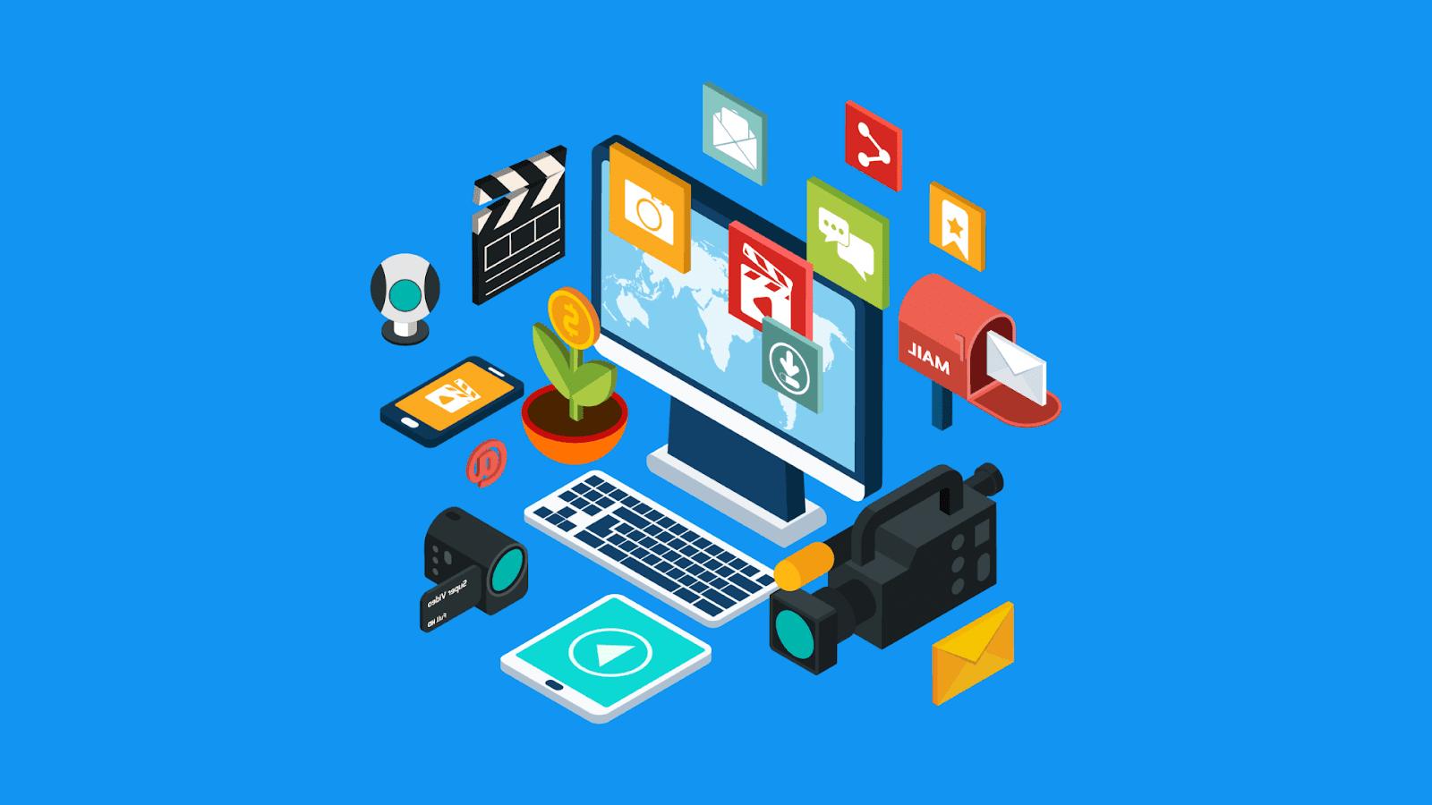 10 Aplikasi Editor Video Vlog Di Laptop Gratis Tanpa Watermark Linux Aplikasi Gratis