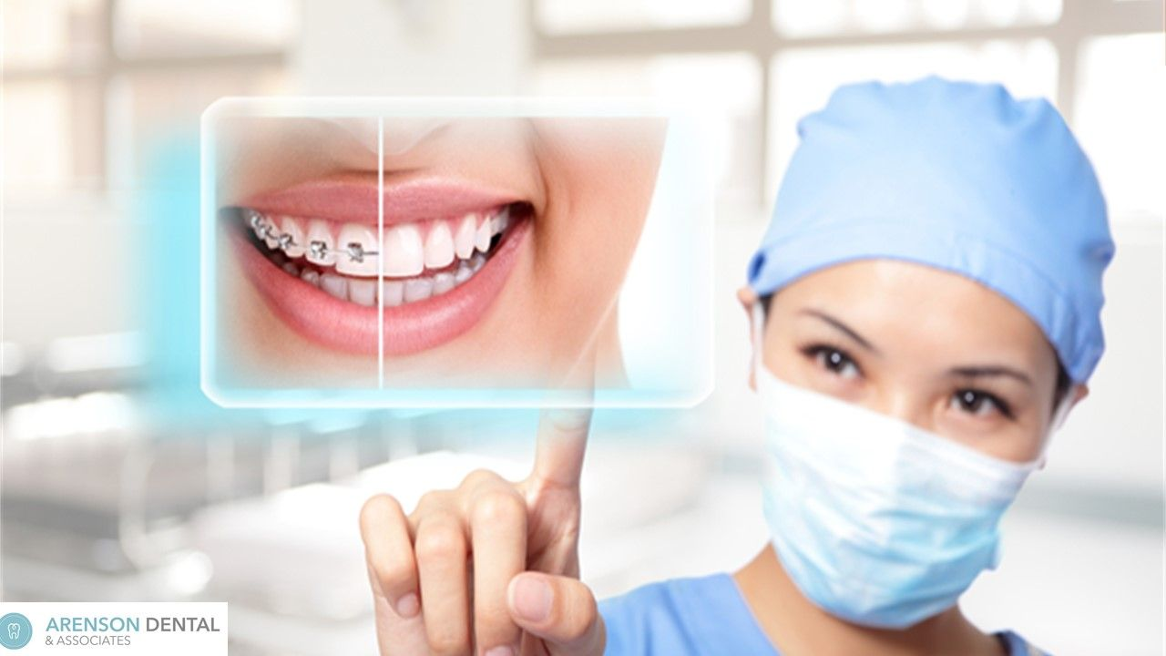 Orthodontics in Vaughan Arenson Dental & Associates in