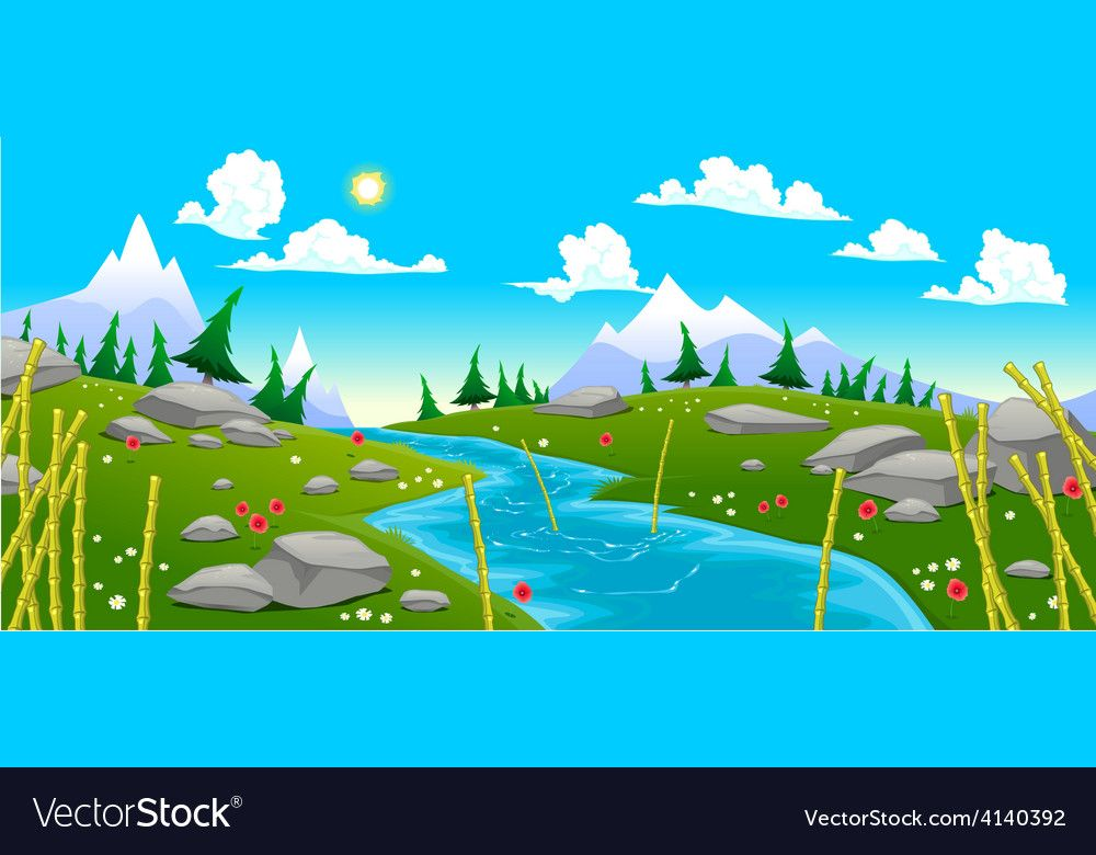 20+ River Vector Stock
