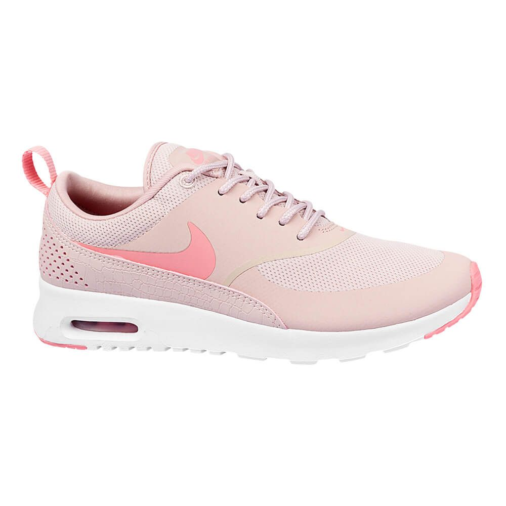 newest 964d4 5925f Tênis Nike Air Max Thea Rosa Feminino - AuthenticFeet