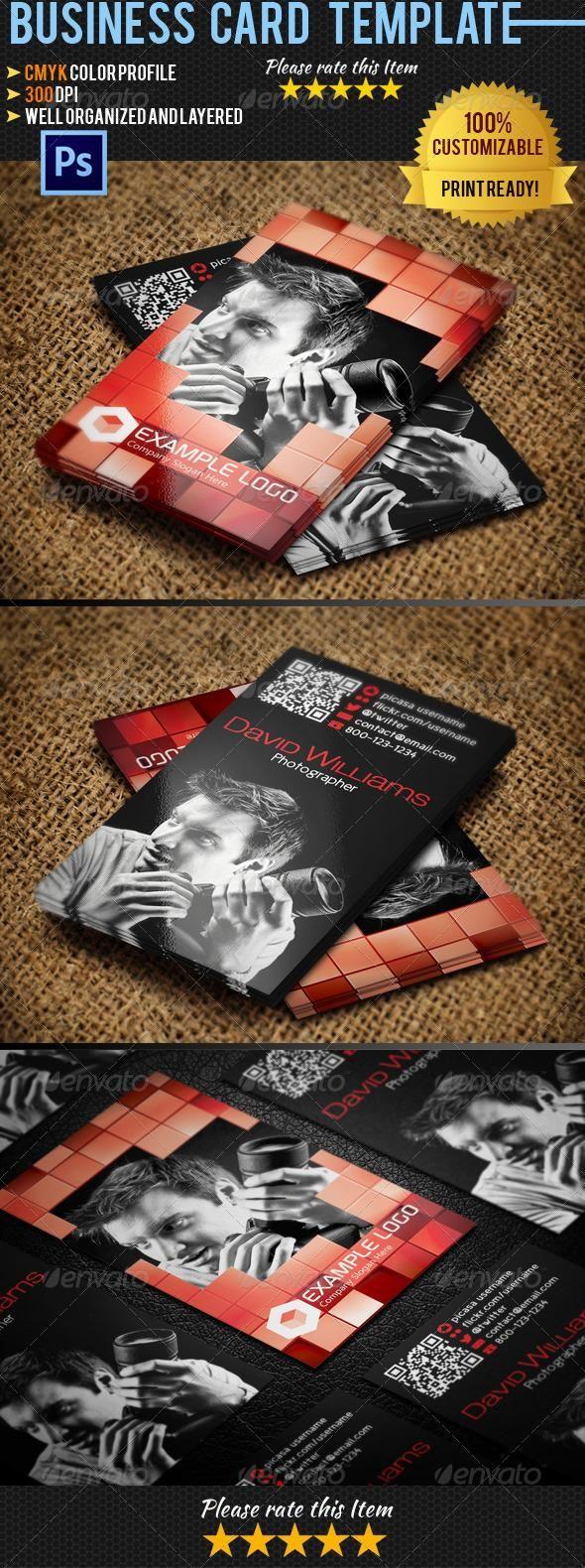 Photographer Business Card 02
