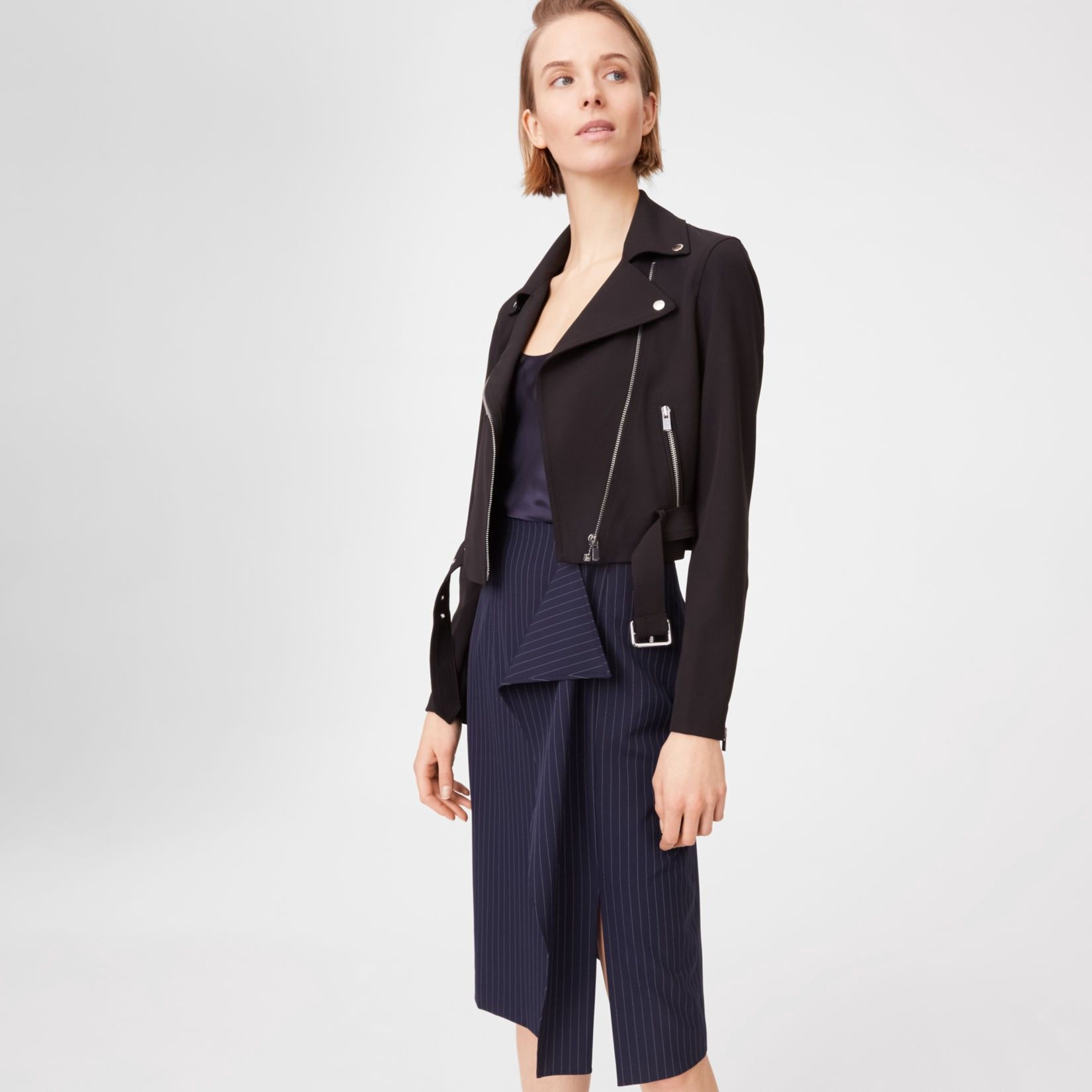 Lacarrah jacket club monaco products jackets how to wear jpg 1650x1650 Club  monaco moto jacket 85f87995b