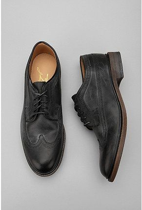 Frye James Wingtip Oxford These got me through 1000's of miles of higher education