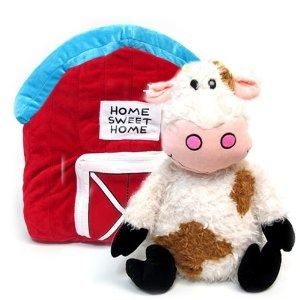 Happy Nappers Cow NEW FREE SHIPPING!