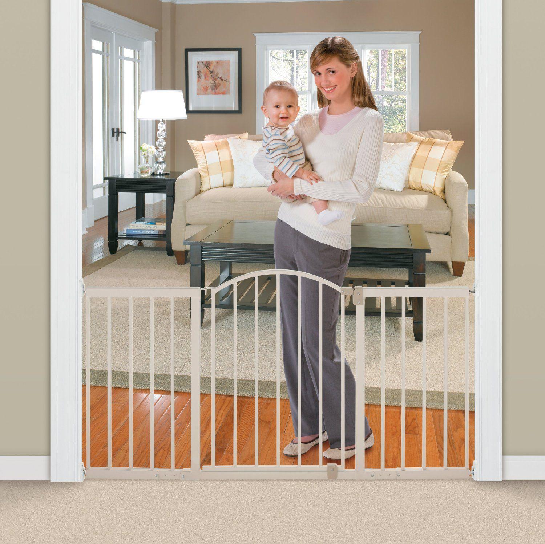 Extra Wide Baby Gate Baby gates, Extra wide baby gate