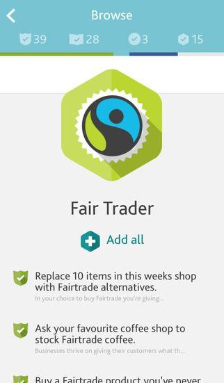 Rhythms by Tearfund By Tearfund app ios iphone smartphone Badge
