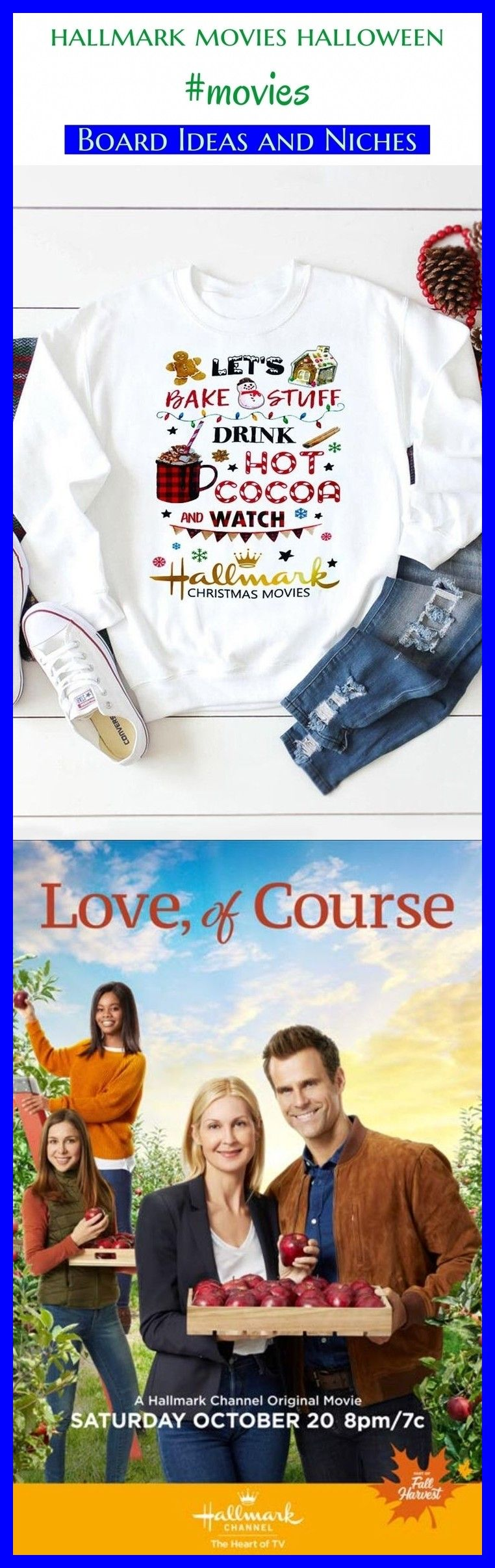 Movies Pinterest Niche (With images) Hallmark movies