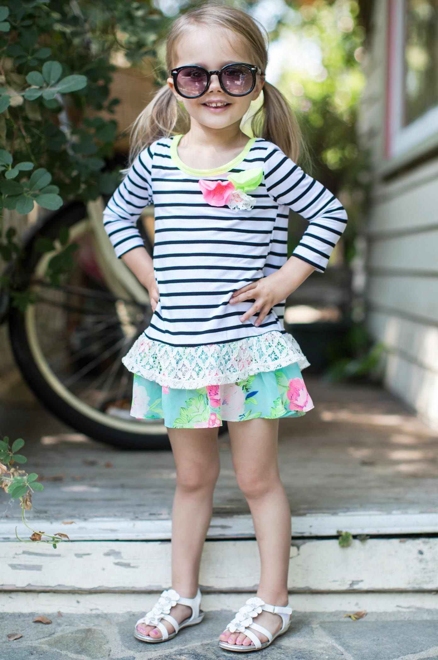 Baby Sara dress available now at Ritzy Twins Children s Boutique