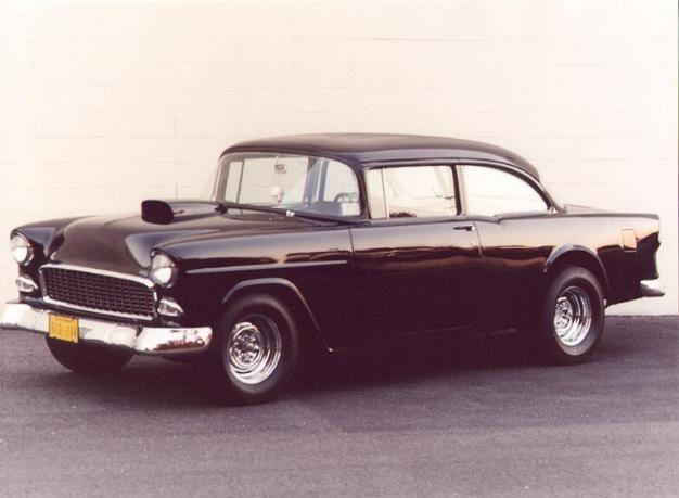 1955 Chevrolet C150 Sedan From American Graffiti American Graffiti Cars Movie Tv Cars