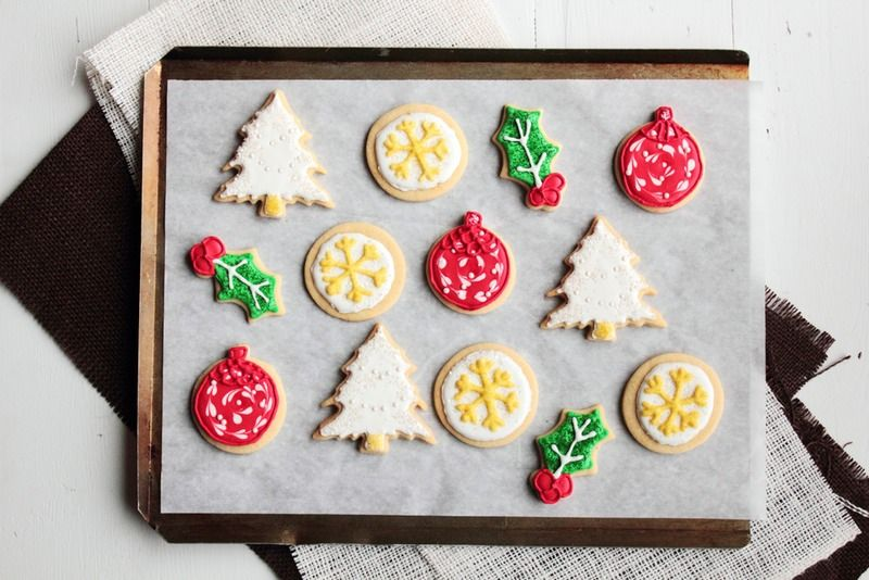 16 Killer Christmas Cookie Recipes Christmas cookies, Lovers and
