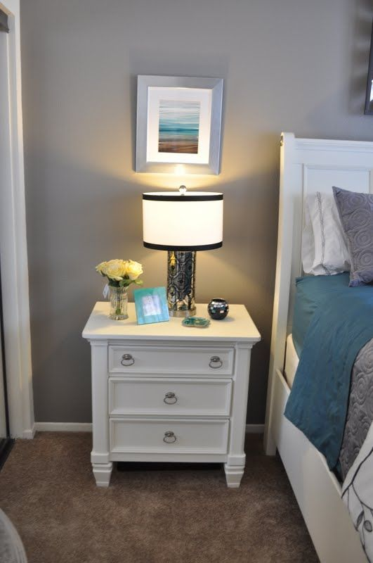 elephant skin by behr perfect for my shades if grey master bedroom - Peindre Table De Chevet