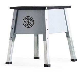 Gold S Gym Extreme Adjustable Plyometric Jump Box