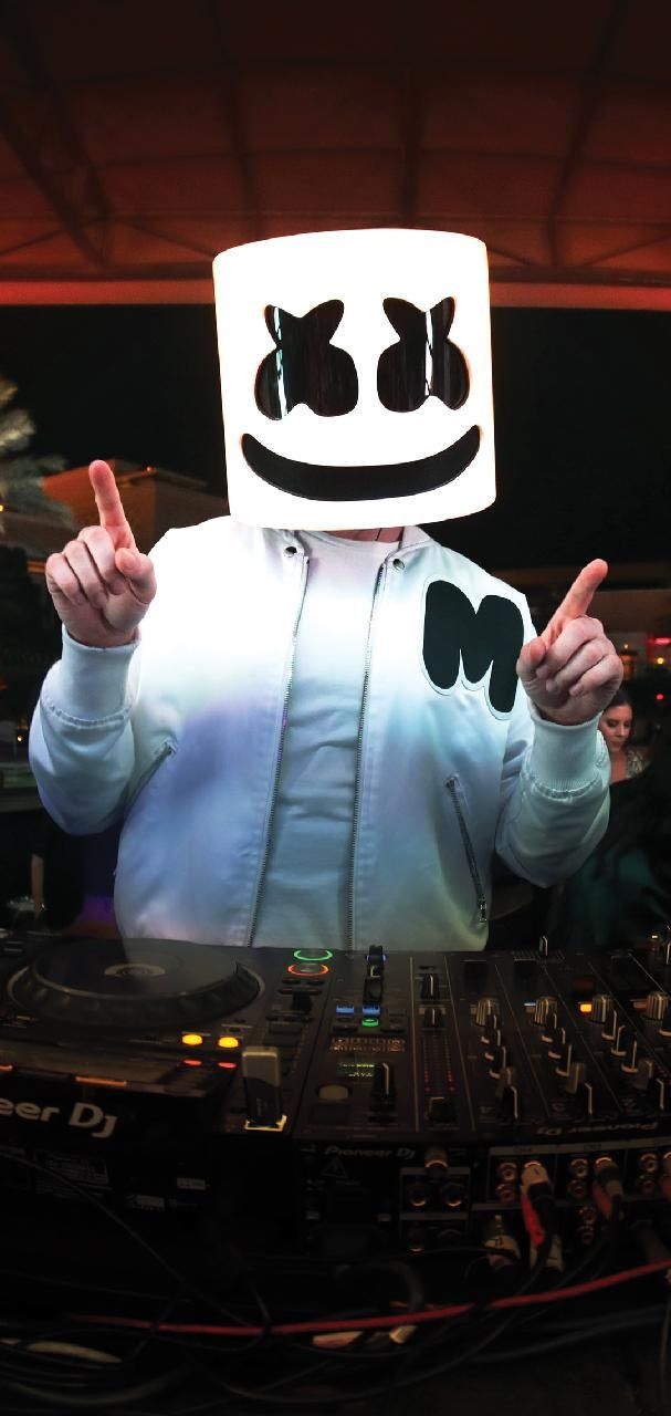 Download Marshmello Wallpaper by Mr_Mali_99 77 Free on