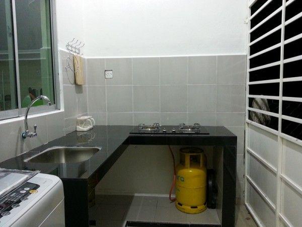 Dapur Kecil Tanpa Kitchen Set Dapur Kecil Sederhana Tanpa Kitchen