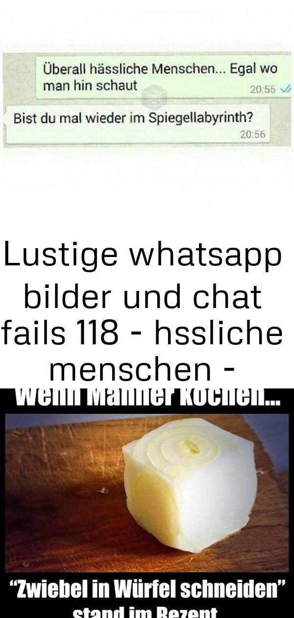Lustige Whatsapp Bilder Und Chat Fails 118 Hssliche Menschen