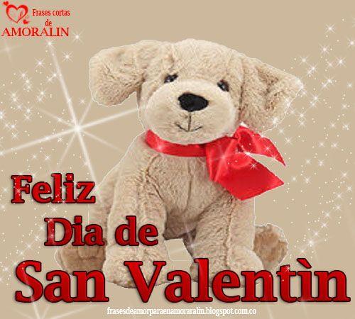 Feliz dìa de San Valentìn