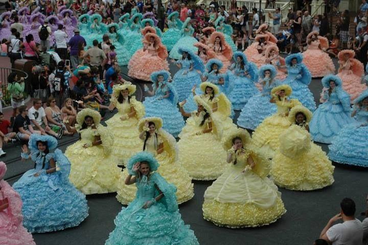 Disney Easter Parade 2014!!