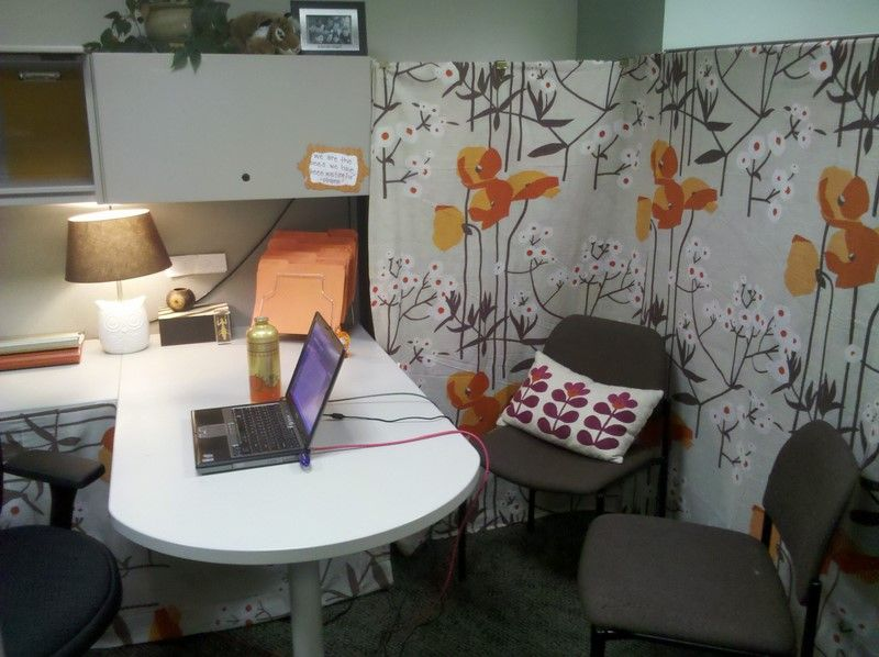 Decorating Cubicle Walls. girly cubicle decorating ideas  Office Cubicle Idea Starters