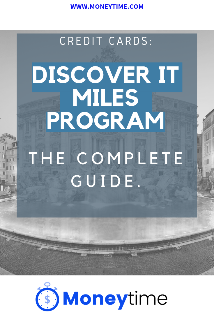 Discover it Miles Program The Complete Guide Discover