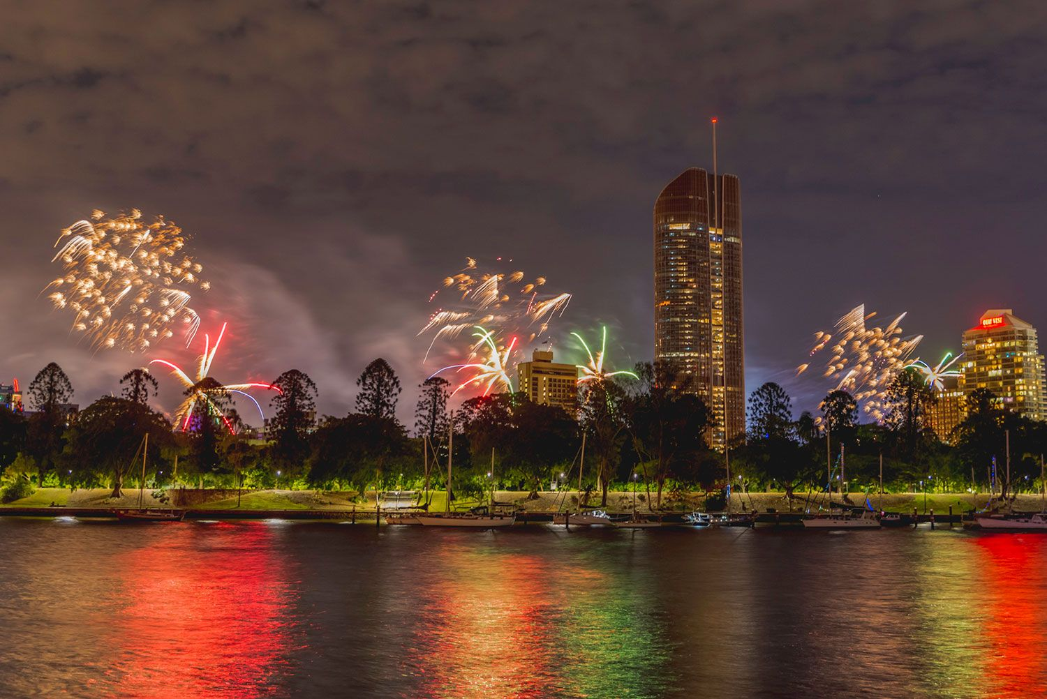 NYE Brisbane Brisbane's Best New Years Eve Event New