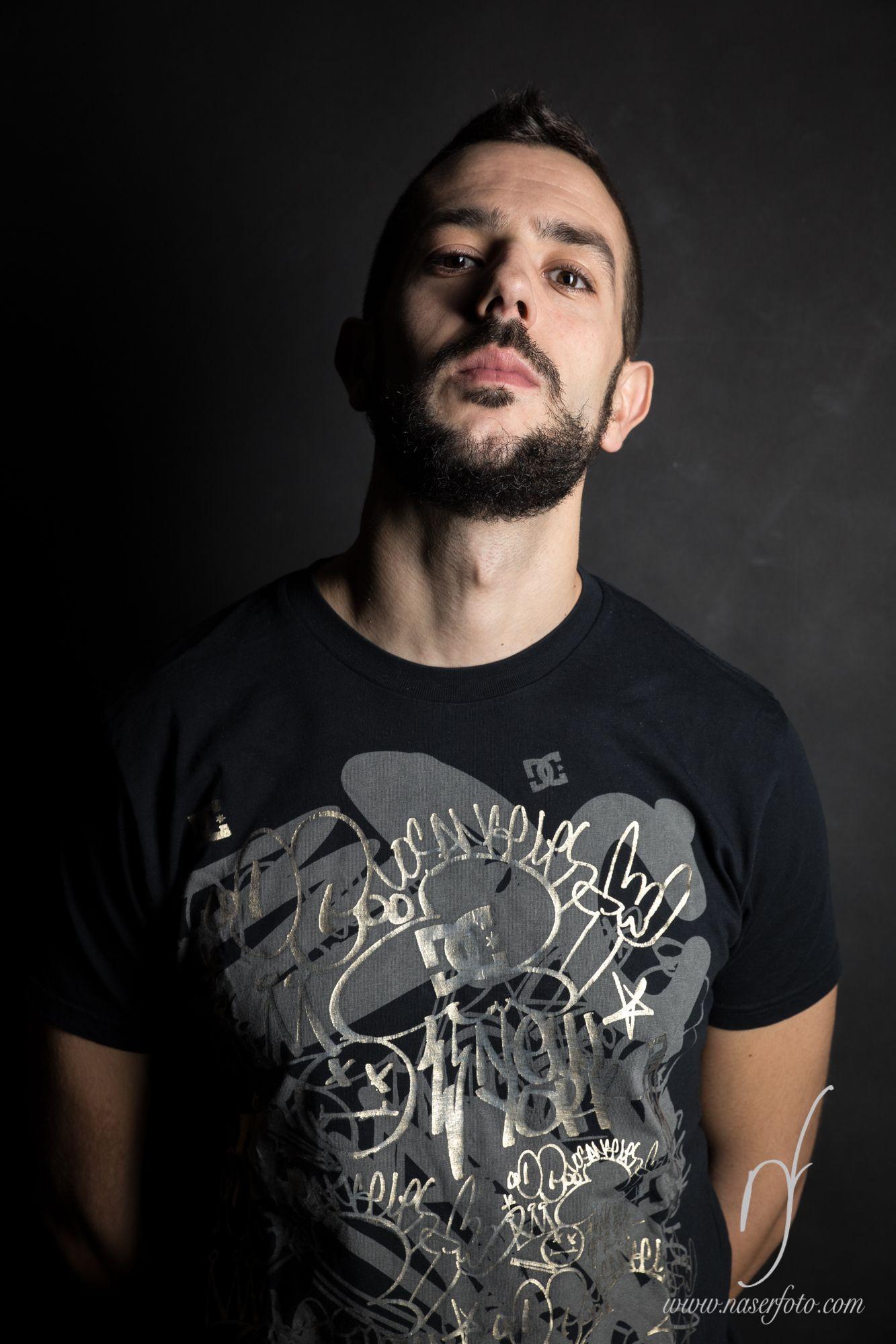 portrait - foto - estudio - retrato - studio -  naserfoto - moda - man - hombre