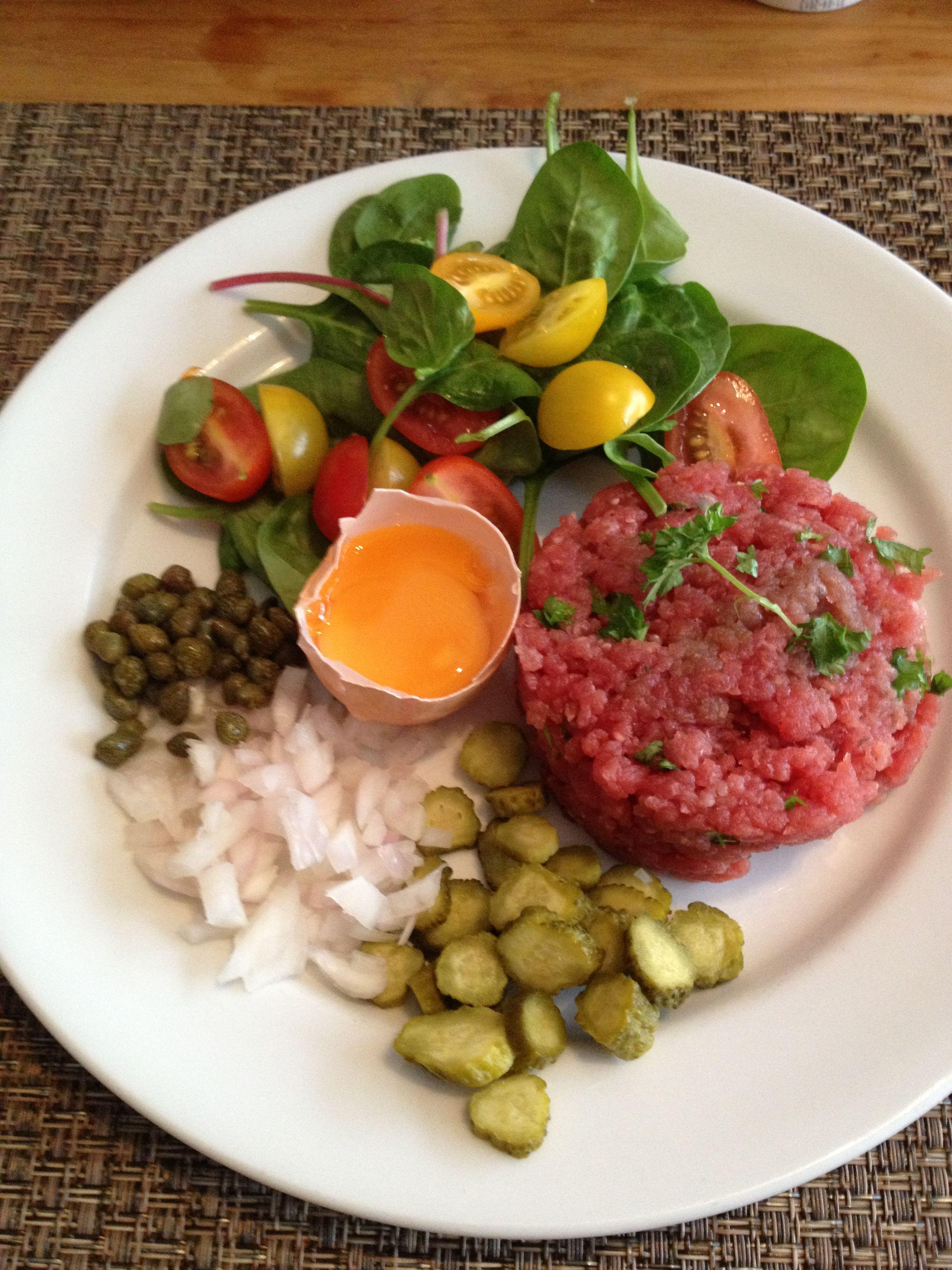 Creative Salt Block Recipe Ideas | Williams Sonoma Taste |Steak Tartare Recipe